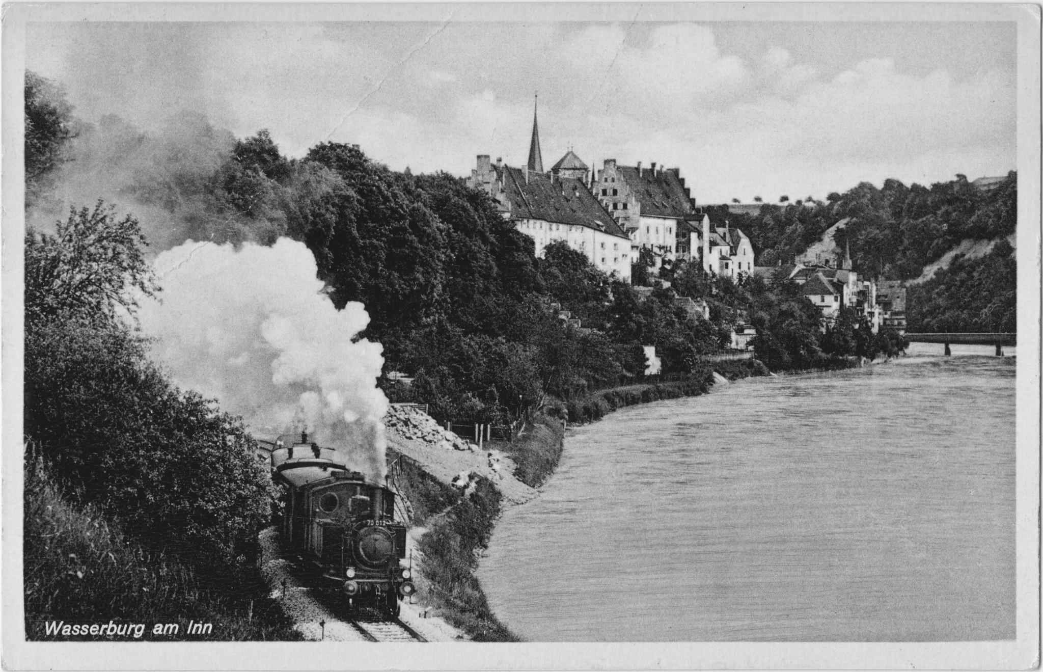 Webseite über die Altstadtbahn Wasserburg