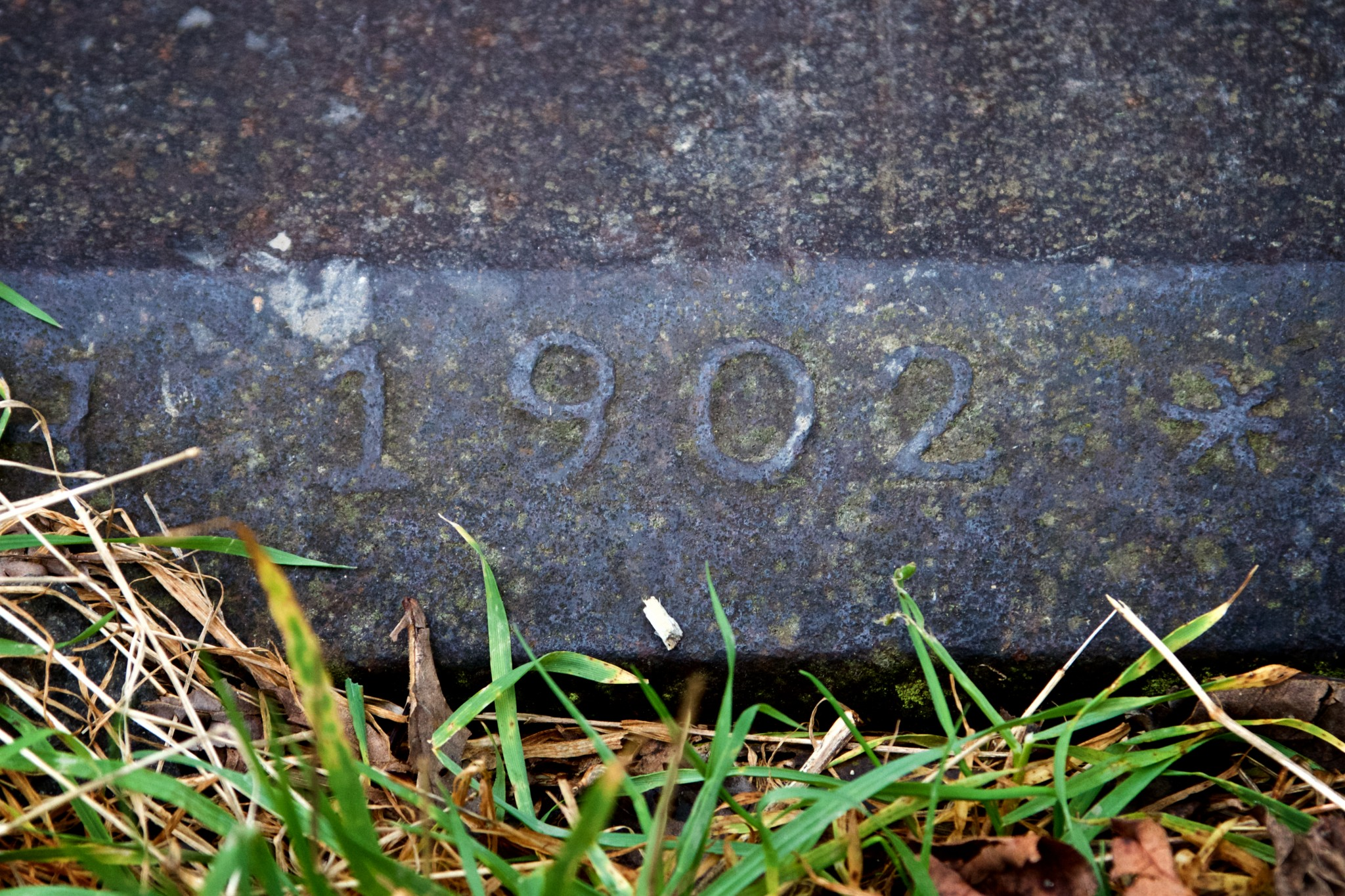 "Bahnschwelle ""1902"""