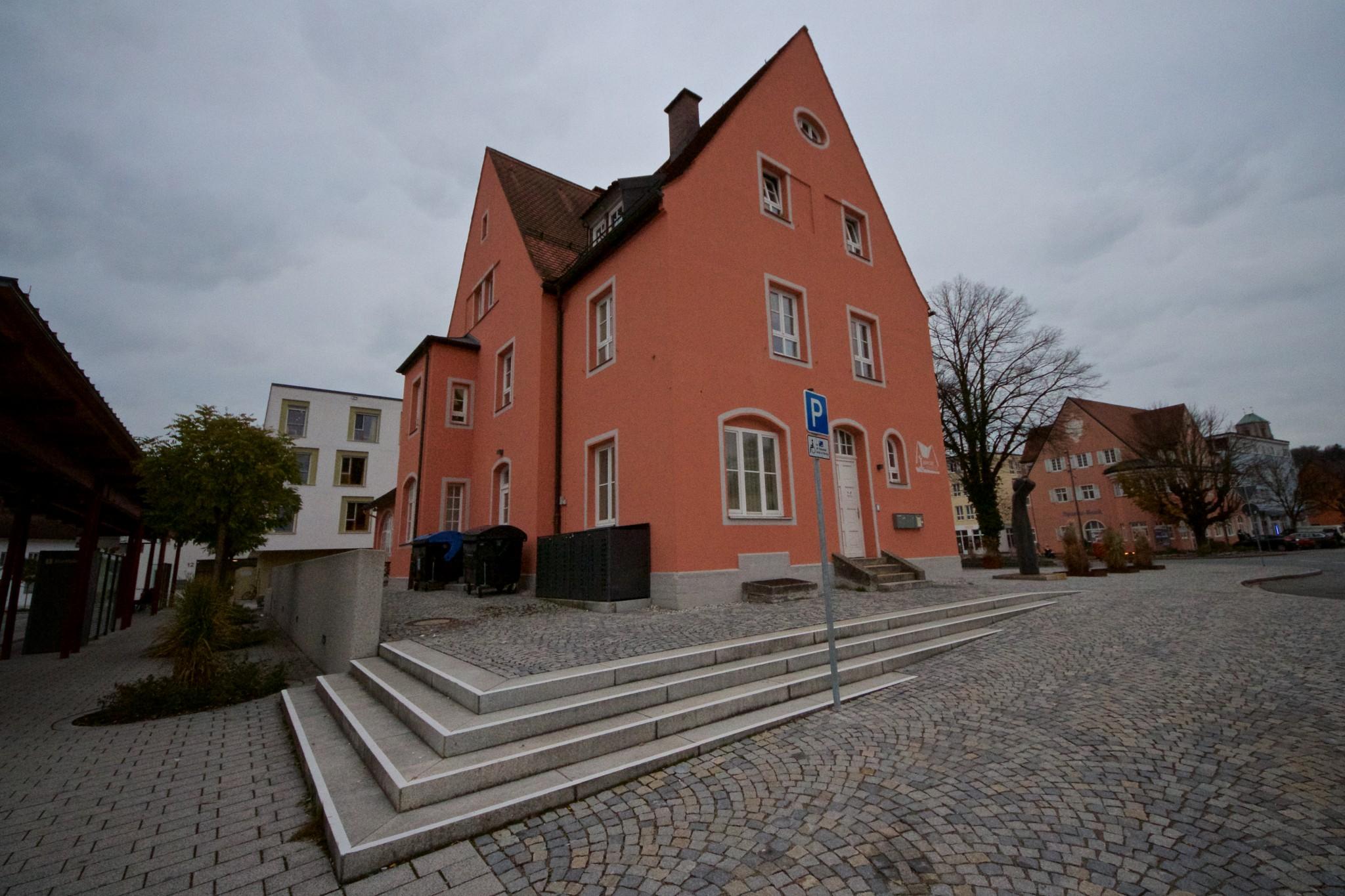 Altstadtbahnhof Wasserburg